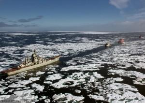 Украинское присутствие в Арктике