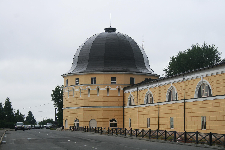 Архангельский гостиный двор